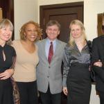 Irena, Cassandra Wilson, Dionizy, Lena i Fabrice