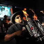 NATHAN WILLIAMS & Zydeco Band