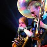 BOLLYWOOD BRASS BAND - East Meets Jazz