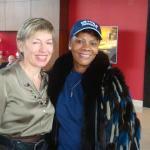 Irena i Dionne Warwick