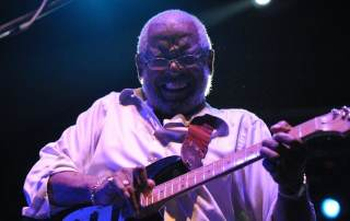 THE HOLMES BROTHERS: Blues & Club Tour
