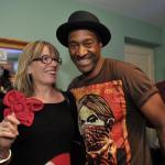 Irena i Marcus Miller