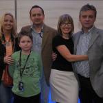 Ada, Aron, Maciej, Irena i Dionizy