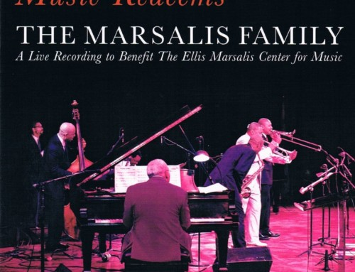 The Marsalis Family – Music Redeems – Universal