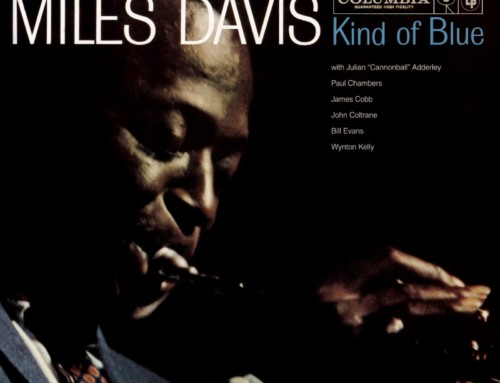 Miles Davis  – Kind of Blue – Columbia Records