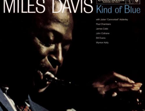Miles Davis – Kind of Blue – Columbia Records