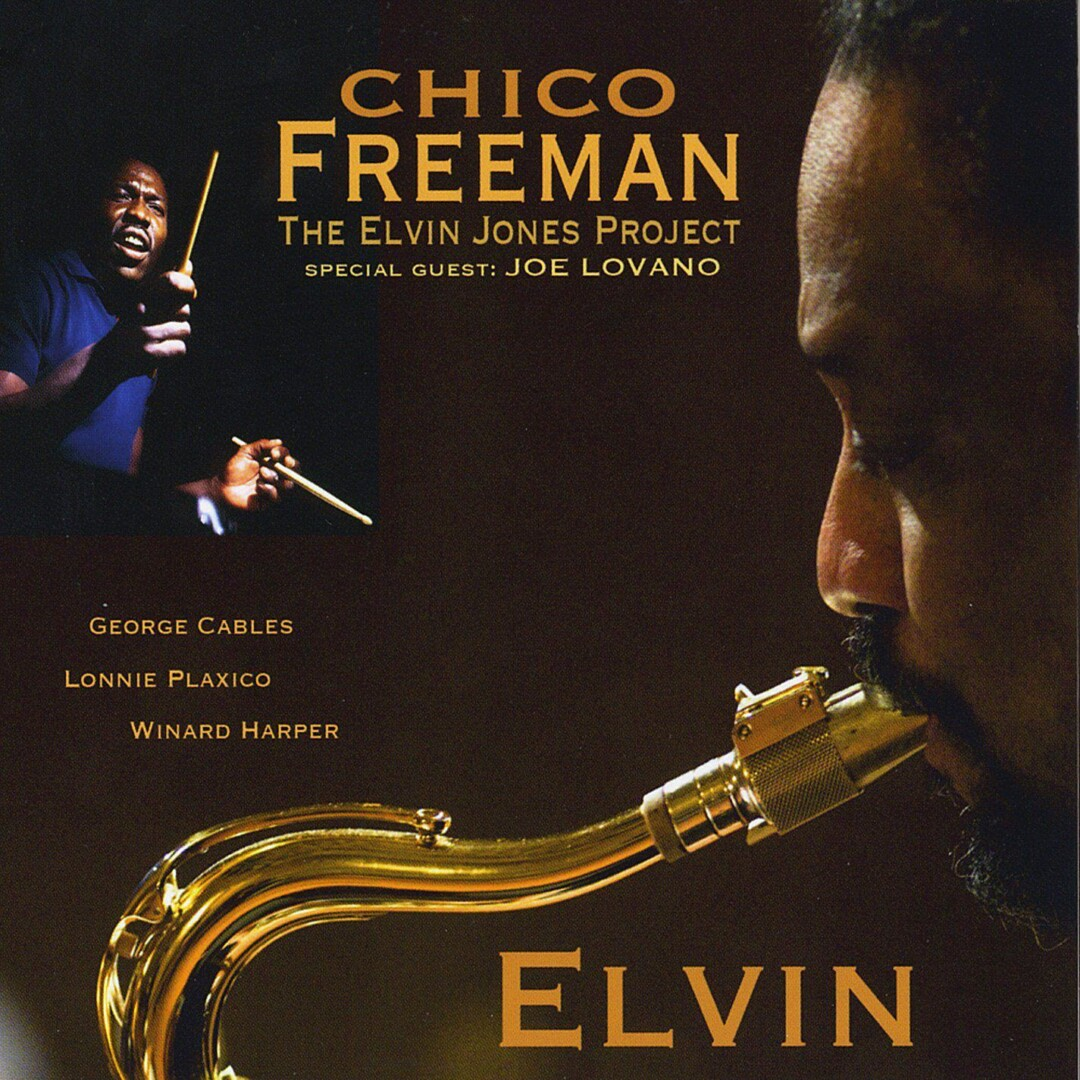 Chico Freeman With Jazz On The Line - In The Moment