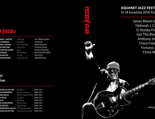 Era Jazzu 2016 – Edycja Festiwalowa