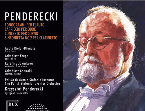 Krzysztof Penderecki – Concertos for Wind Instruments and Orchestra – DUX