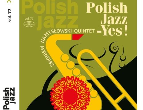 Zbigniew Namysłowski – Polish Jazz, Yes ! – Polskie Nagrania/Warner