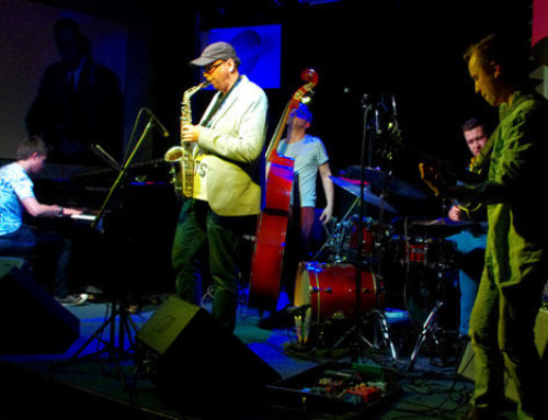GLOBAL SCHWUNG QUINTET – Poznań Jazz Project