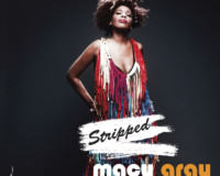 """This cover image released by Chesky Records shows """"Stripped,"""" the latest release by Macy Gray. (Chesky Records via AP)"""