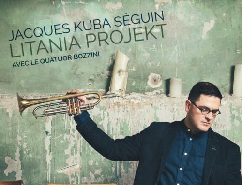 Jacques Kuba Seguin –Litania Projekt – ODD Sound
