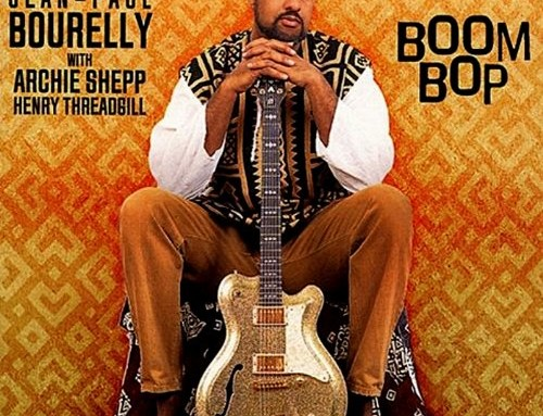 Jean Paul Bourelly – Boom Bop – PAO Records