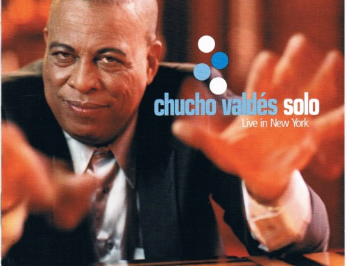 Chucho Valdes  – Live in New York – Blue Note Records