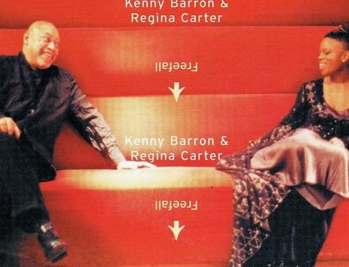 Regina Carter & Kenny Barron – Freefall – Verve Records