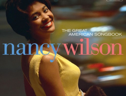 Nancy Wilson – The Great American Songbook – Capitol Records