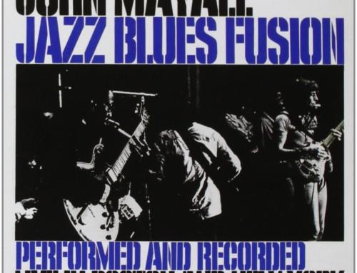 John Mayall – Jazz Blues Fusion – Polydor Records