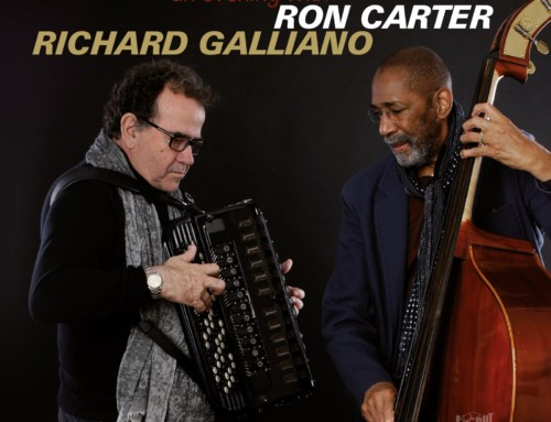 "Ron Carter & Richard Galliano – An Evening with Ron Carter & Richard Galliano"" –  In +Out Records"