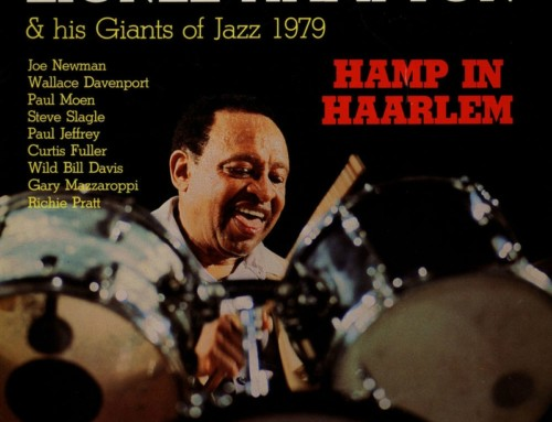 Lionel Hampton – Hamp in Haarlem – Timeless Records