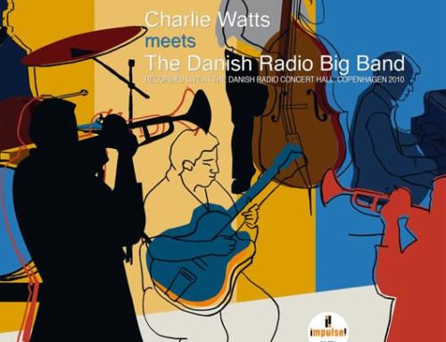 Charlie Watts – Meets the Danish Radio Big Band – Impulse Records