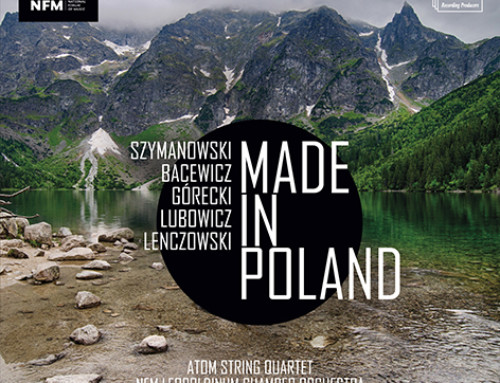 Atom String Quartet – Made in Poland – DUX Recordings