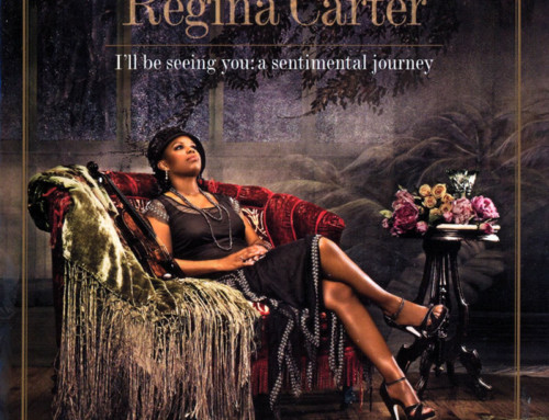 Regina Carter – I'll Be Seeing You: A Sentimental Journey – Verve Records