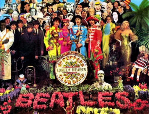 The Beatles – Sgt. Pepper's Lonely Hearts Club Band/ 50th Anniversary Edition – Universal