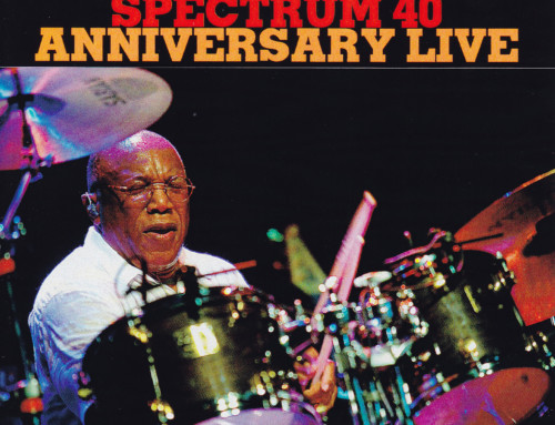 Billy Cobham – Spectrum /40 Anniversary Live – Crossover Records