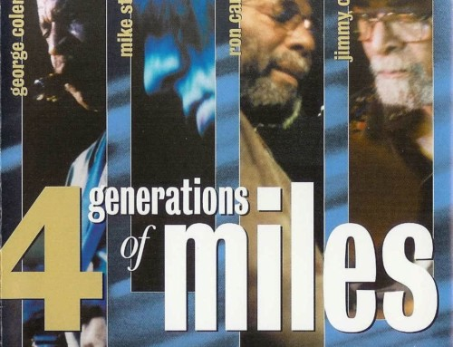 Coleman/Carter/Stern/Cobb – 4 Generations of Miles – Chesky Records