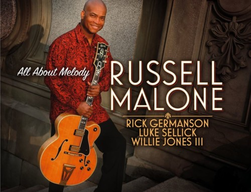 Russell Malone – All About Melody – High Note Records