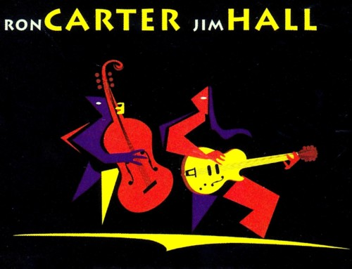 Jim Hall/Ron Carter – Telepathy –  Concord Records