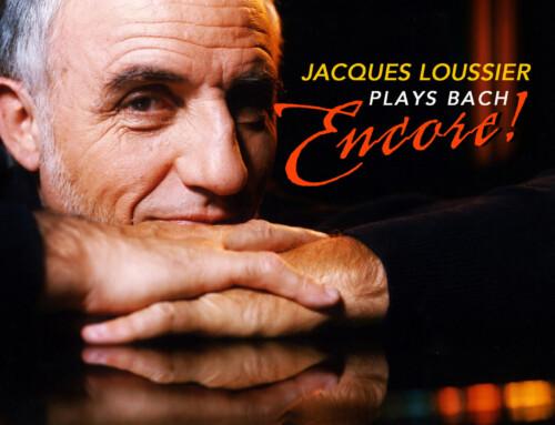 Jacques Loussier – Plays Bach/Encore – Telarc Records