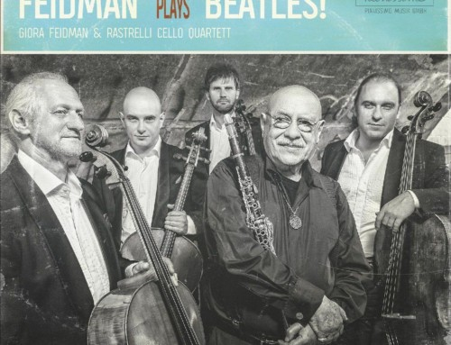 Giora Feidman – Plays Beatles – Pianissimo Music