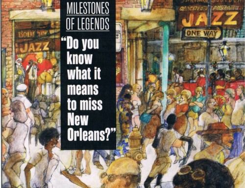 Milestones of Legends – New Orleans – The Intense Media