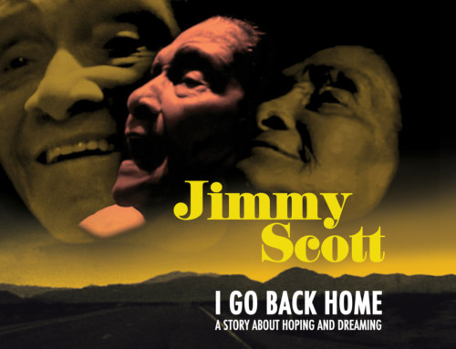 Jimmy Scott – I Go Back Home – Eden River Records