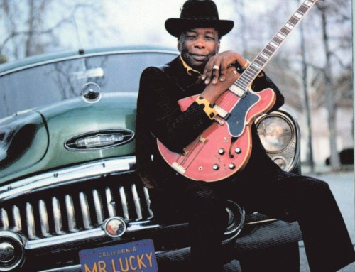 John Lee Hooker- Mr.Lucky – Charisma Records