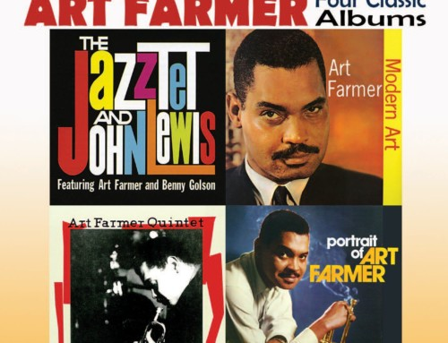 Art Farmer – Four Classic Albums- Avid Records