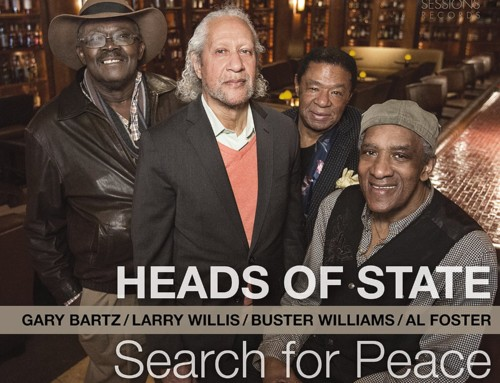 Al Foster/ Heads Of State -Search For Peace – Smoke Session Records