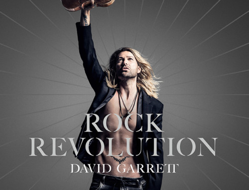 David Garrett – Rock Revolution  – Decca/Universal