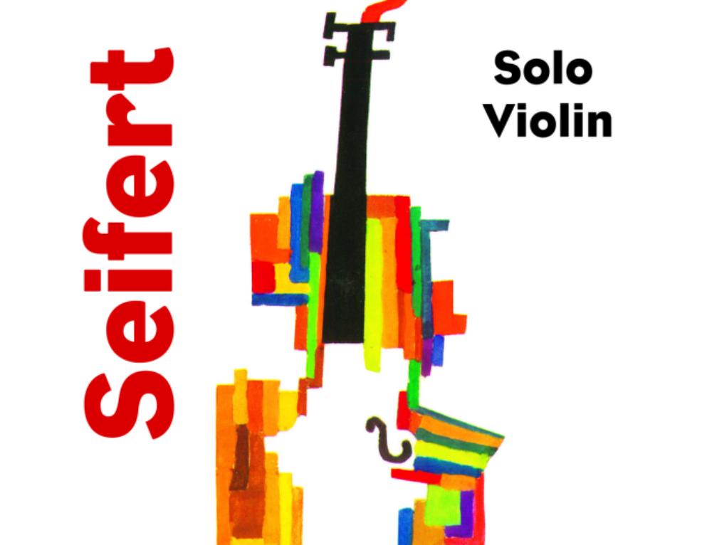 Zbigniew Seifert – Solo Violin – Fundacja Z. Seiferta