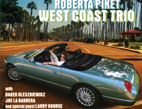 Roberta Piket – West Coast Trio – Thirteenth Note Records