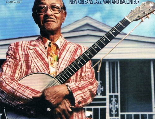 Danny Barker – New Orleans Jazz Man and Raconteur – GHB Records