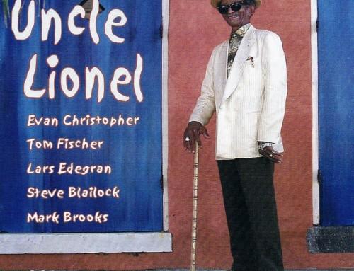 Lionel Batiste – Lars Edegran Presents Uncle Lionel – GHB Records