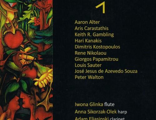 Iwona Glinka Trio – Gimel 1 – Phasma Music