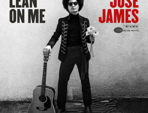 Jose James – Lean On Me – Blue Note Records