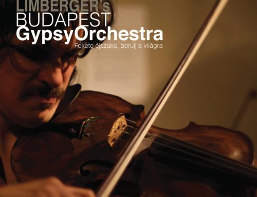 Tcha Limberger – Budapest Gypsy Orchestra – Lejazzetal Records