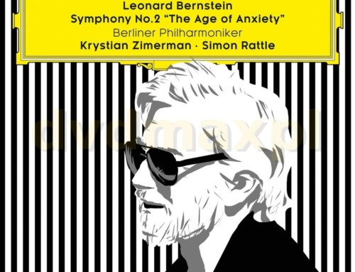 Krystian Zimerman – The Age of Anxiety – Deutsche Grammophon