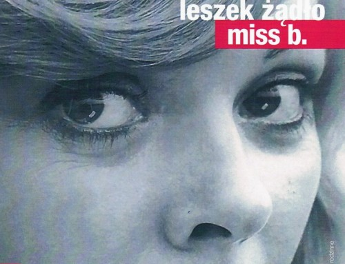 Leszek Żądło – Miss B. – For Tune Records