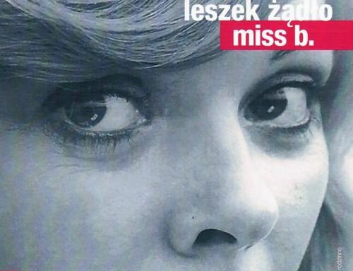 Leszek Żądło – Miss B. – For Tune Records